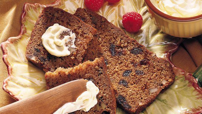 Applesauce Cake Loaf