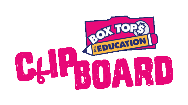 Box Tops = Art Supplies!