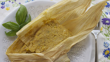 Chilean Corn Humitas