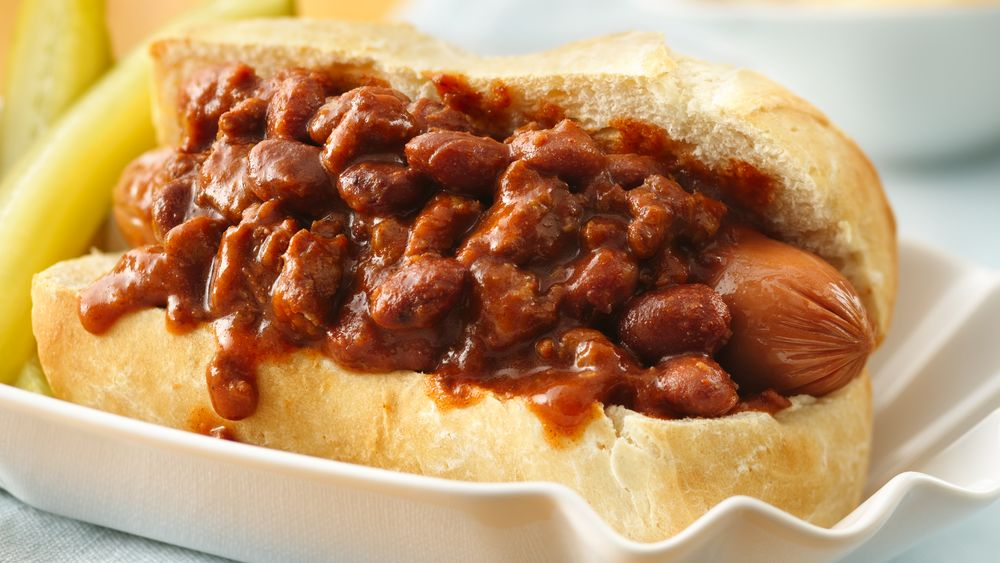 Quick Chili Recipe For Hot Dogs