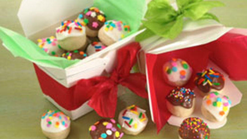 Frosted Bonbons (Cookie Exchange Quantity) recipe - from ...