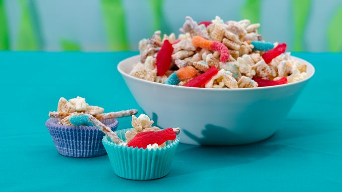 Under the Sea Snack Mix