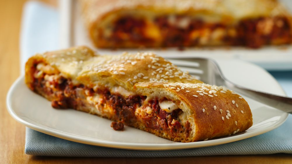 Crescent Lasagna (Cooking for Two)