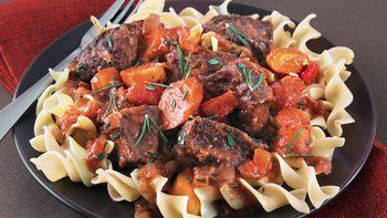 Slow-Cooker Beef Daube
