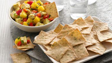 Mango Chicken Curry Salad