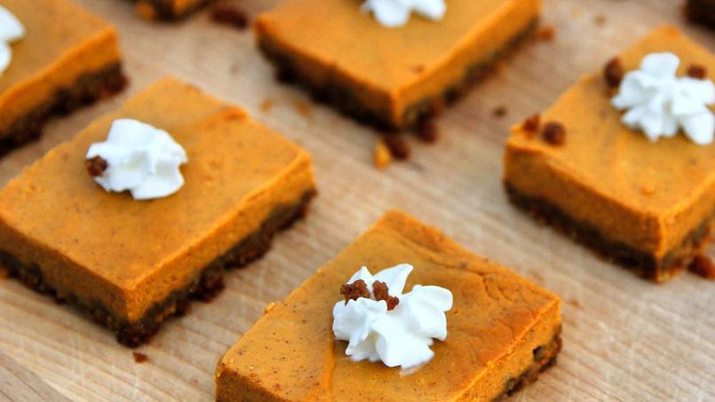 Pumpkin Pie Cheerios™ Bars