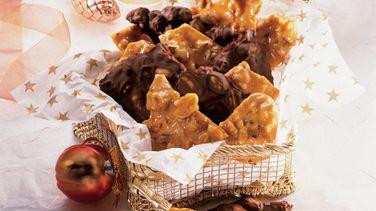Spiced Walnut Brittle