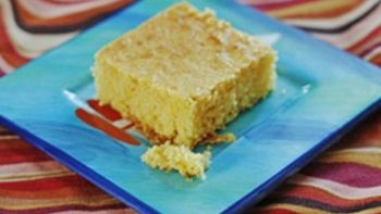 Easy Maple Brown Sugar Cornbread