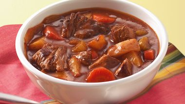 Slow-Cooker Old-Fashioned Beef Stew