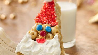 Saint Nick Cereal Cookies