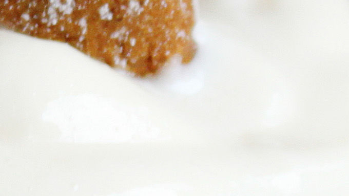 Gingerbread Cheesecake Cookie Stacks recipe - from Tablespoon!