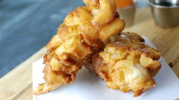 Chicken and Waffle Tenders