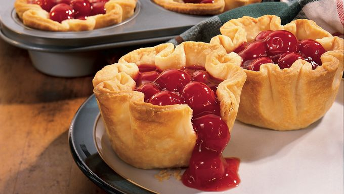 Cherry Pie Cups (Party Size)