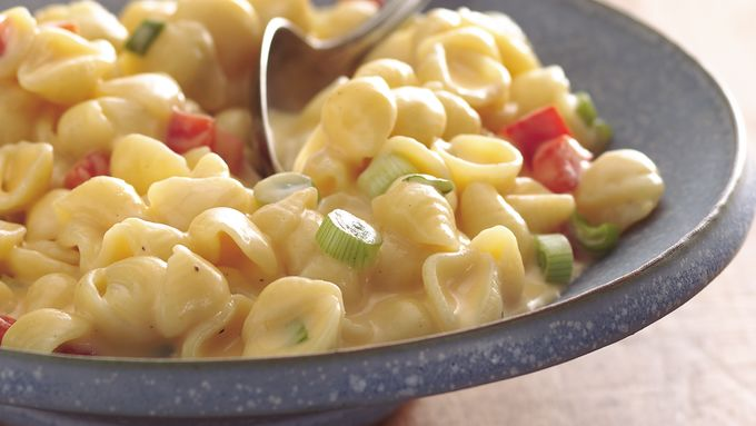 20-Minute Mac and Cheese recipe - from Tablespoon!