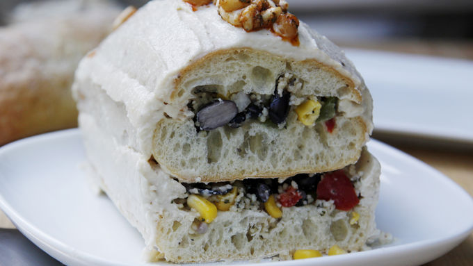 Not-Your-Grandma's Sandwich Loaf