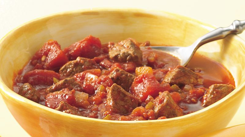 30-Minute Steak Stew