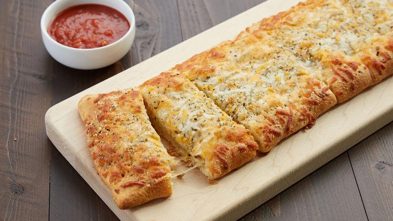 5-Ingredient Crescent Cheesy Bread