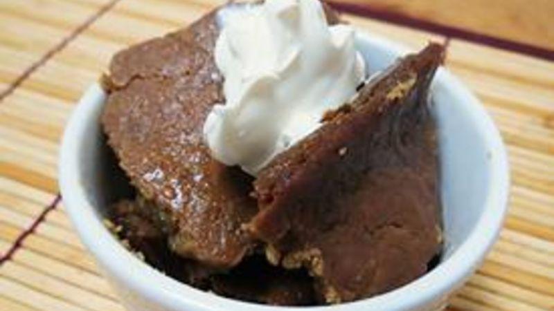 Cornmeal-Molasses Pudding