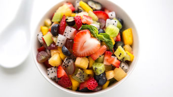 Rainbow Dessert Salsa