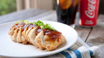 Slow-Cooker Coca-Cola BBQ Chicken
