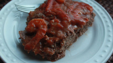 Meatloaf with Shrimp