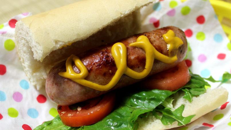 Choripán Sandwich