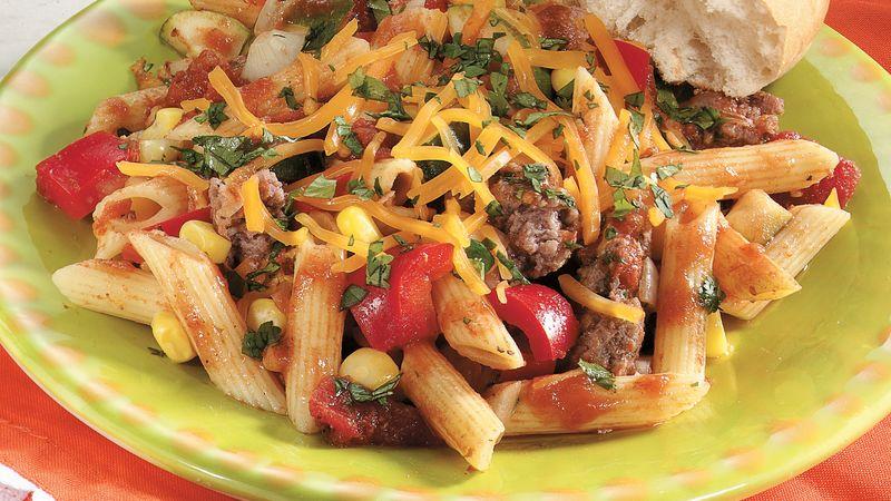 Tex-Mex Pasta