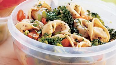 Tortellini-Broccoli Salad
