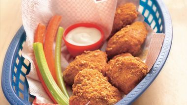 Buffalo-Style Chicken Nuggets