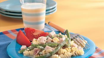 Creamed Turkey and Green Beans