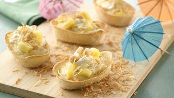 Tropical Cream Mini Taco Boats™