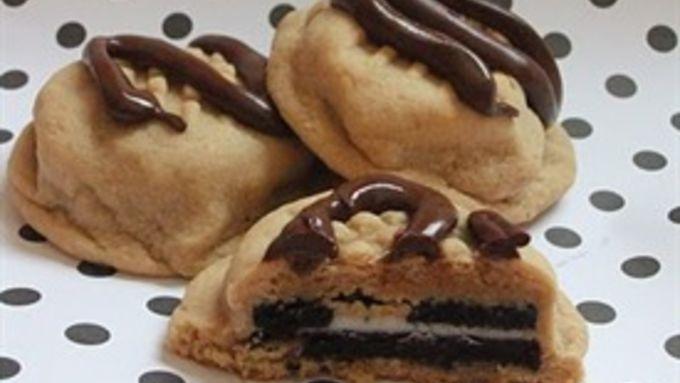 """Stuff It"" Peanut Butter Oreos™ Cookies"
