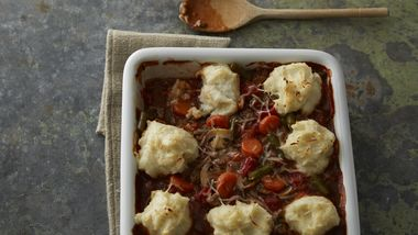 Easy Vegetarian Shepherd's Pie