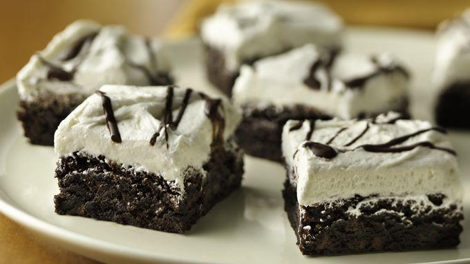 Gluten-Free Whoopie Pie Brownies