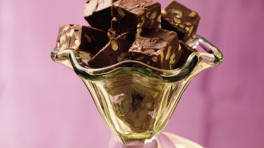 Rich Chocolate Fudge