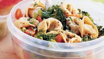 Tortellini-Broccoli Salad