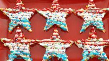 Trix™ Crispie Star Bars