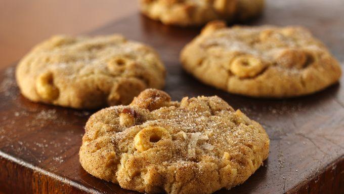 Crunchy Cinnamon Burst Cheerios® Cookies