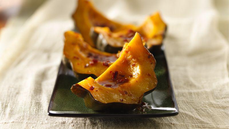 Slow-Cooker Spicy Chipotle Orange Squash