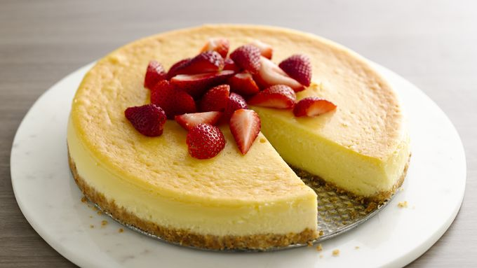 Heavenly Cheesecake recipe - from Tablespoon!