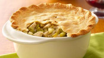 Harvest Turkey Pot Pie