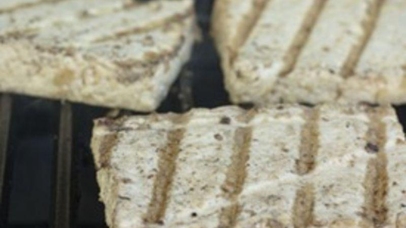 Grilled Sesame Tofu
