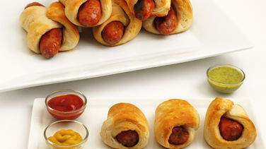 Chorizos In a Blanket