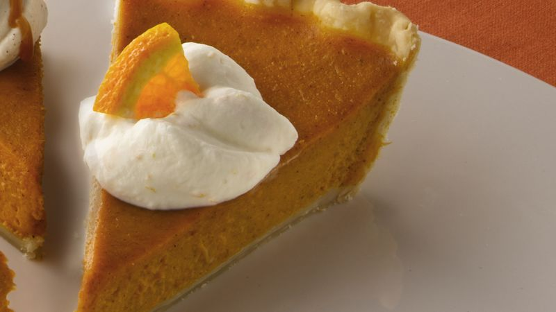 Sweet Orange Cream Topping