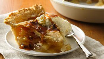 Gluten-Free Caramel Apple Pie