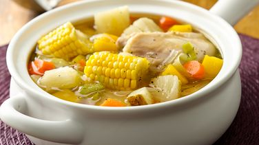 Sancocho De Gallina (Hen's Stew)