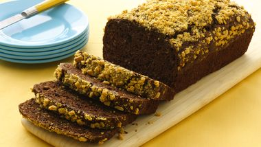 Chocolate-Banana Bread