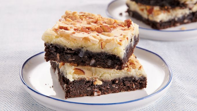 Coconut-Chocolate Gooey Bars