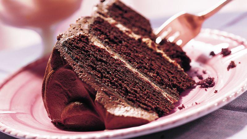 Café au Lait Cake