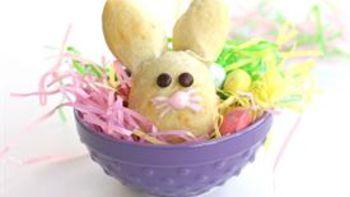 Easter Bunny Buns
